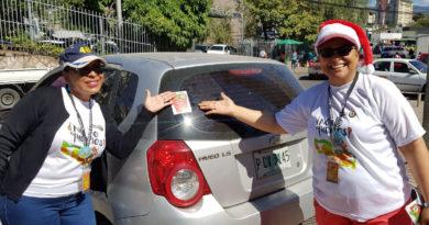 Lanzan campaña para evitar quemaduras por uso de pólvora