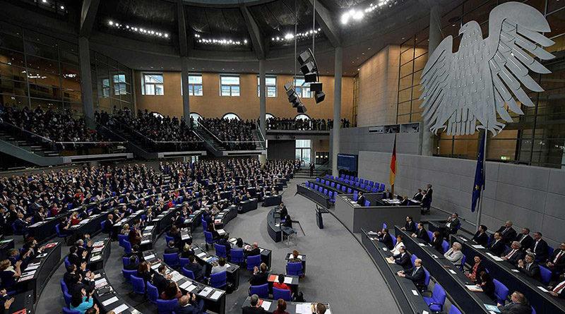 Grupo parlamentario alemán