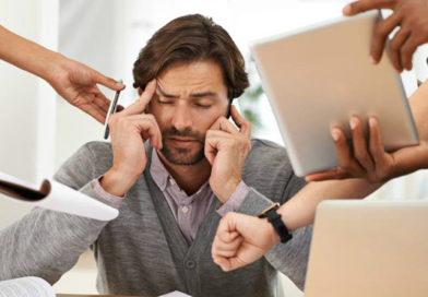 Cómo afrontar el estrés en el lugar de trabajo