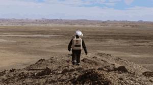 producción de alimentos en Marte