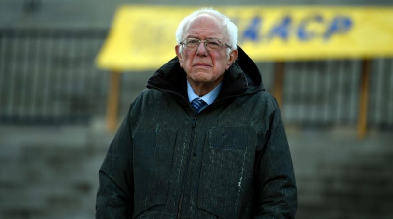 Bernie Sanders se alza con la victoria