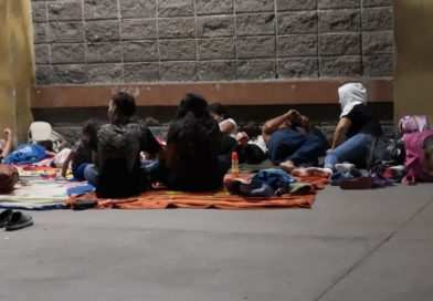 La historia se repite y una nueva caravana migrante sale mañana desde San Pedro Sula