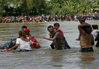 CIDH insta a El Salvador, Guatemala, Honduras y México a garantizar los derechos de las personas migrantes