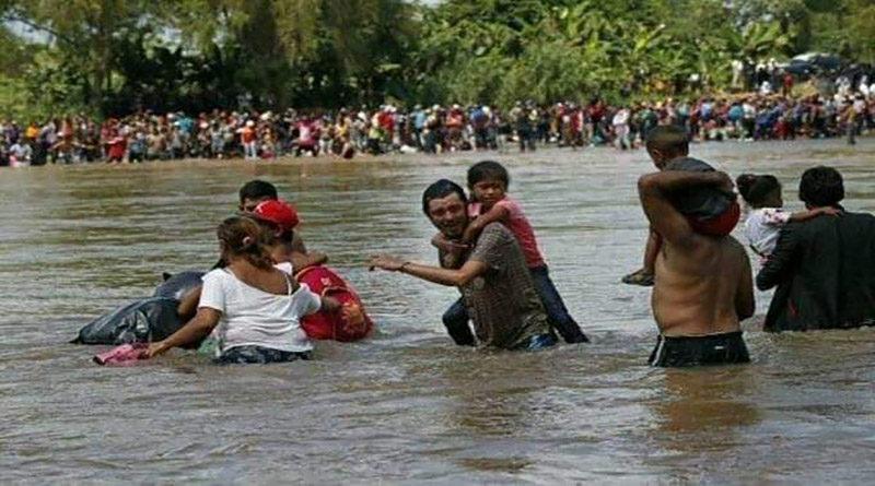 CIDH insta a El Salvador, Guatemala, Honduras y México