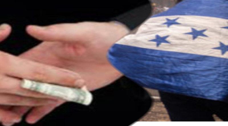 Corruptos convirtieron a Honduras