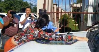 La madre-jueza que lucha contra el sistema judicial hondureño