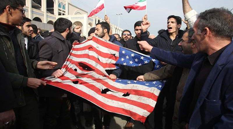 conflicto Estados Unidos-Irán