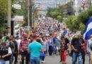 Honduras: Unos huyen de la miseria en caravana y otros exigen la continuidad de la MACCIH