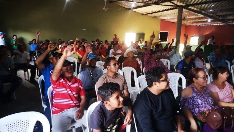 Comayagua dice no a la explotación de sus ríos