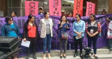 ¡No hay más excusas! Copinh exige justicia para Berta y justicia para Honduras