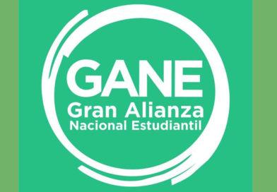 Estudiantes de la UNAH conforman la Gran Alianza Nacional Estudiantil (GANE)