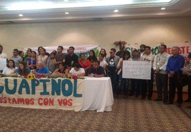 ONU pide a Honduras no utilizarsistema judicial para criminalizar defensores de Guapinol