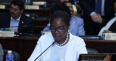 Diputada del Partido Nacional pide L.100 millones para coronavirus
