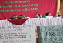 Marcala, La Paz en cabildo abierto dice no a proyectos extractivistas