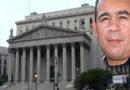 Policía primo de JOH se declara inocente en Nueva York