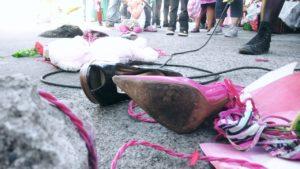 Cinco mujeres asesinadas en tiempos de confinamiento