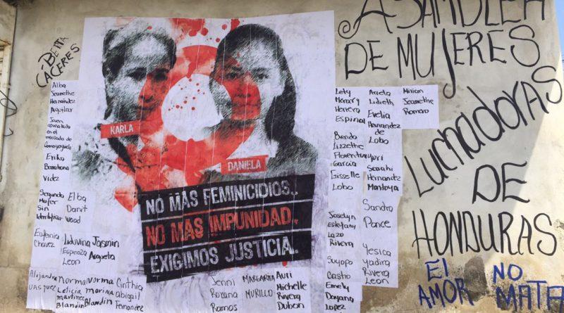 Incesante violencia contra las mujeres en Honduras