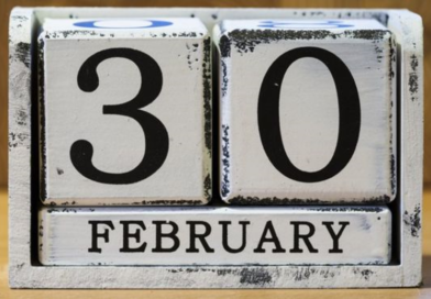 El 30 de febrero existió una vez en la historia