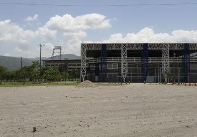 Habilitarán el Gimnasio Olímpico de San Pedro Sula para atender pacientes con coronavirus