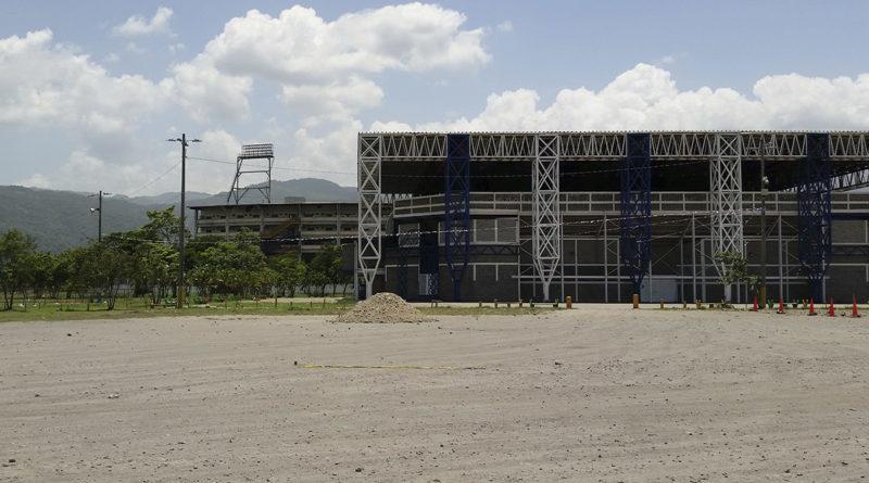 Habilitarán el Gimnasio Olímpico de San Pedro Sula