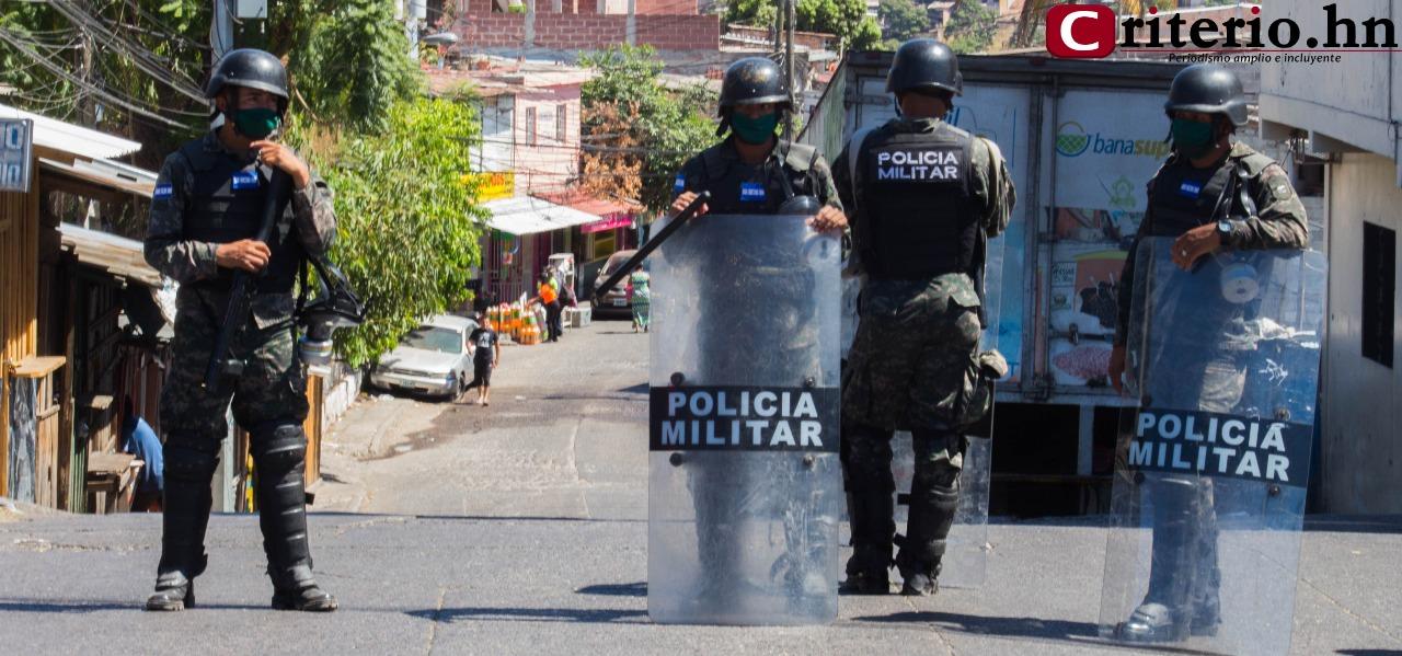 Gobierno de Honduras implementa toque de queda con medidas de control
