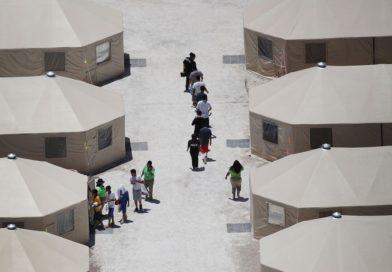 Trump planea 13 centros de cuarentena para inmigrantes en la frontera porcoronavirus