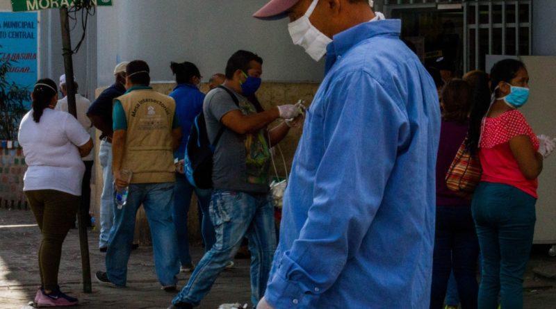 Honduras registra 222 casos positivos de COVID-19
