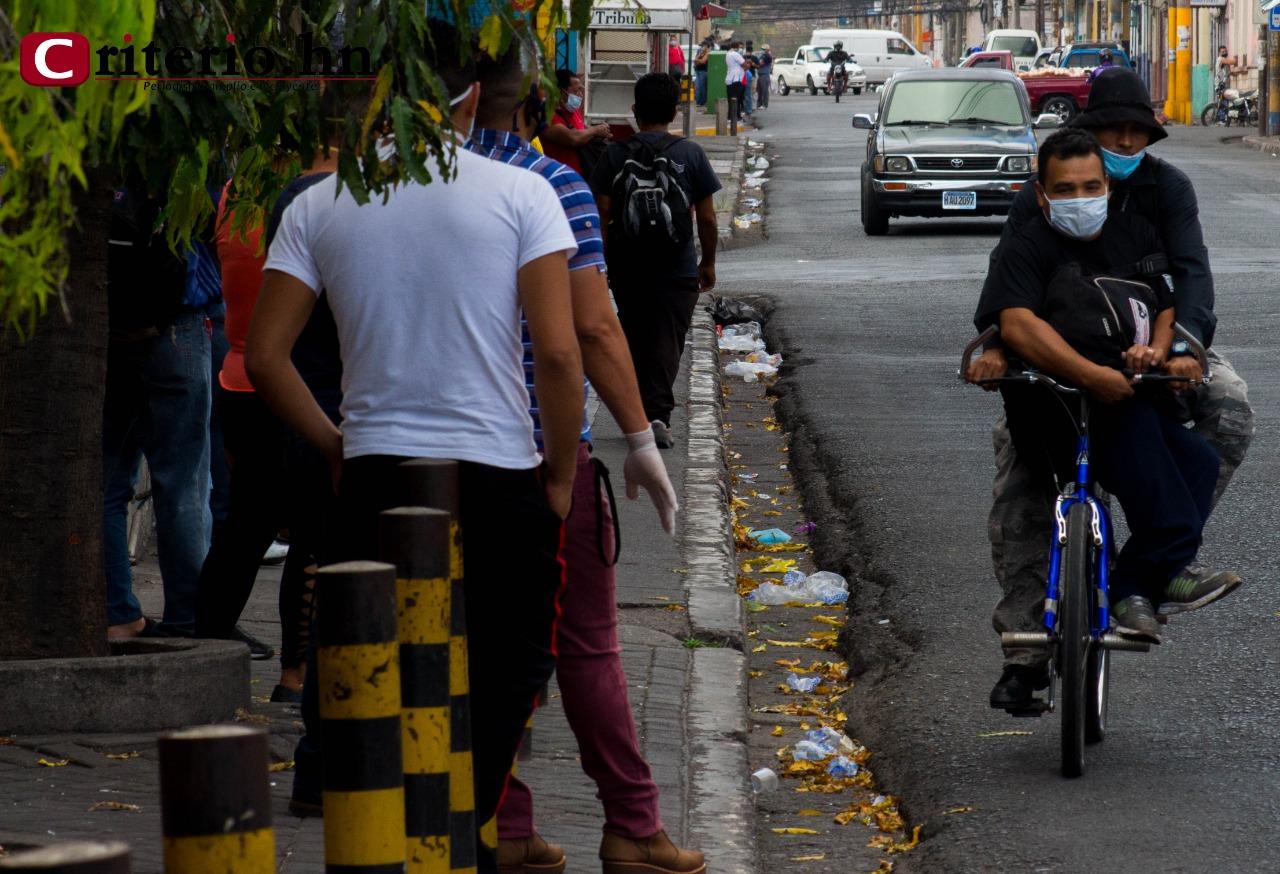 Honduras: reporta 172 casos de Covid-19