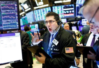 Se desploma la bolsa en Wall Street