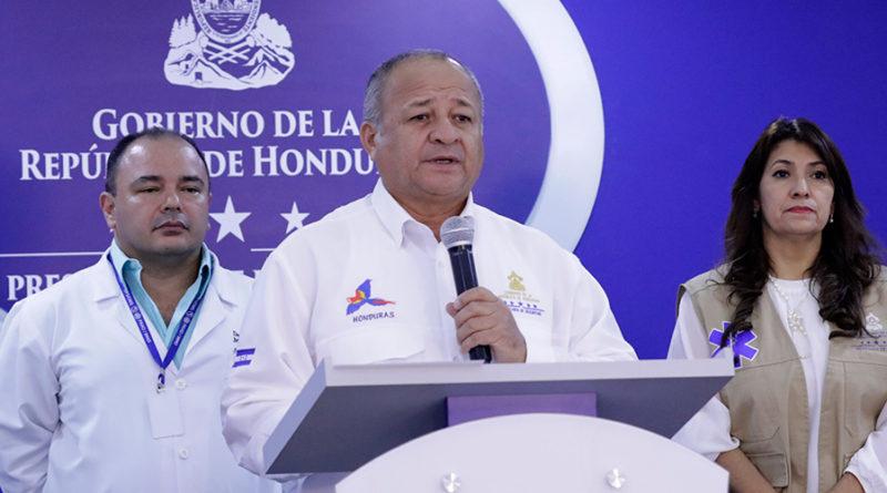 Amplían toque de queda a toda Honduras