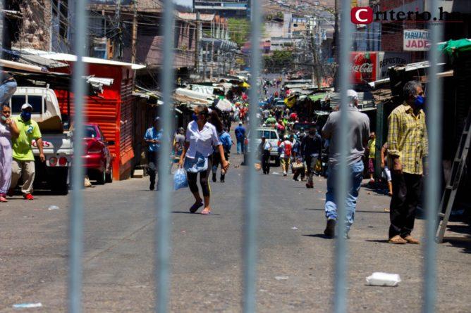 Estado de sitio en Honduras