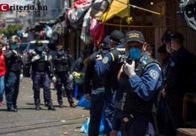 Derroche de gas lacrimógeno, respuesta a vendedores de mercados y empleados del transporte