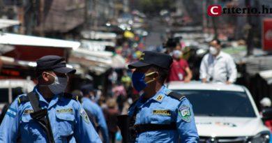 En Honduras, autoridades arrecian medidas coercitivas