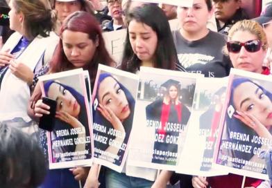 Feministas mexicanas planean una huelga nacional contra el feminicidio