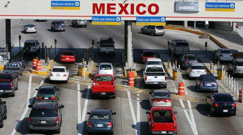 turismo de Estados Unidos a México