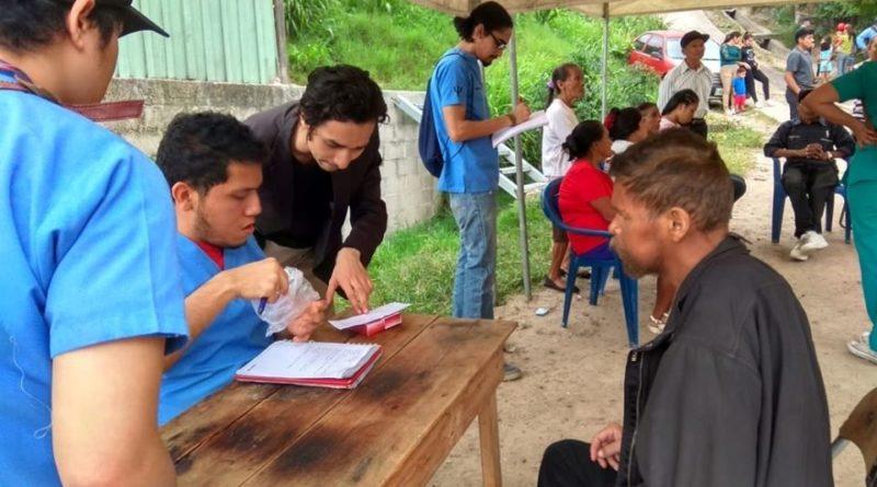Hospital sin Paredes Honduras