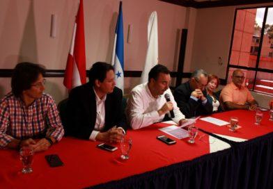 Partidos opositores anuncian alianza con sectores sociales contra continuismo oficialista