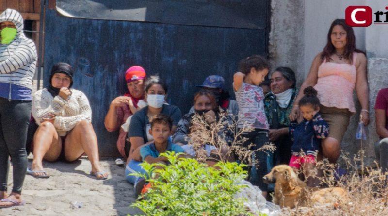"""Las penas de """"la otra"""" Honduras en la emergencia"""