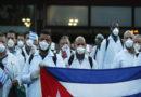 Más de 10 países reciben ayuda de médicos cubanos para superar el covid-19