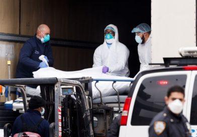 EE.UU registra su peor día de pandemia con más de 500 muertes