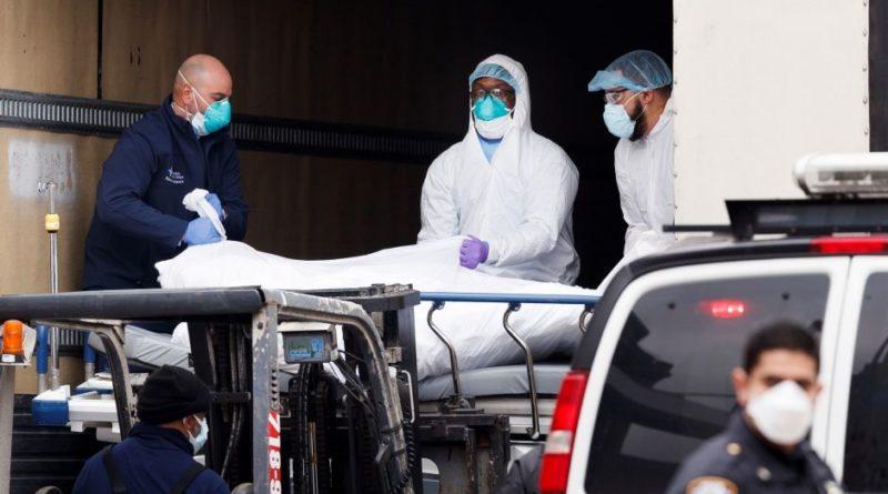 EE.UU registra su peor día de pandemia