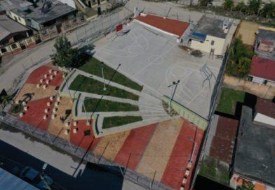 Cooperación española y municipalidad de Santa Rosa de Copán crean espacios ciudadanos