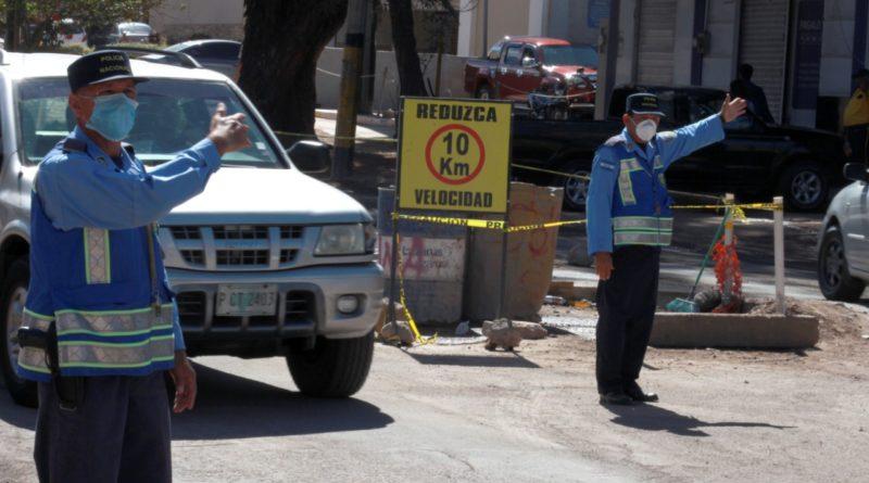 Policía Nacional Honduras