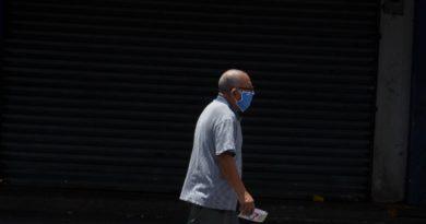 Día once de la cuarentena: entre arrugas, canas y repartidores a domicilio