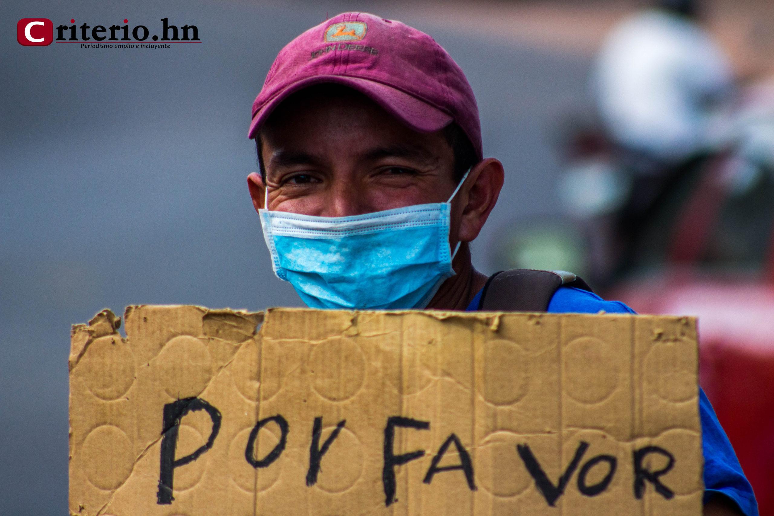 Autoritarismo: Congreso de Honduras aprueba ley para obligar el uso de mascarillas