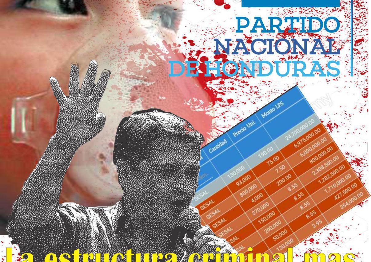 El Partido Nacional, la estructura criminal más grande de Latinoamérica
