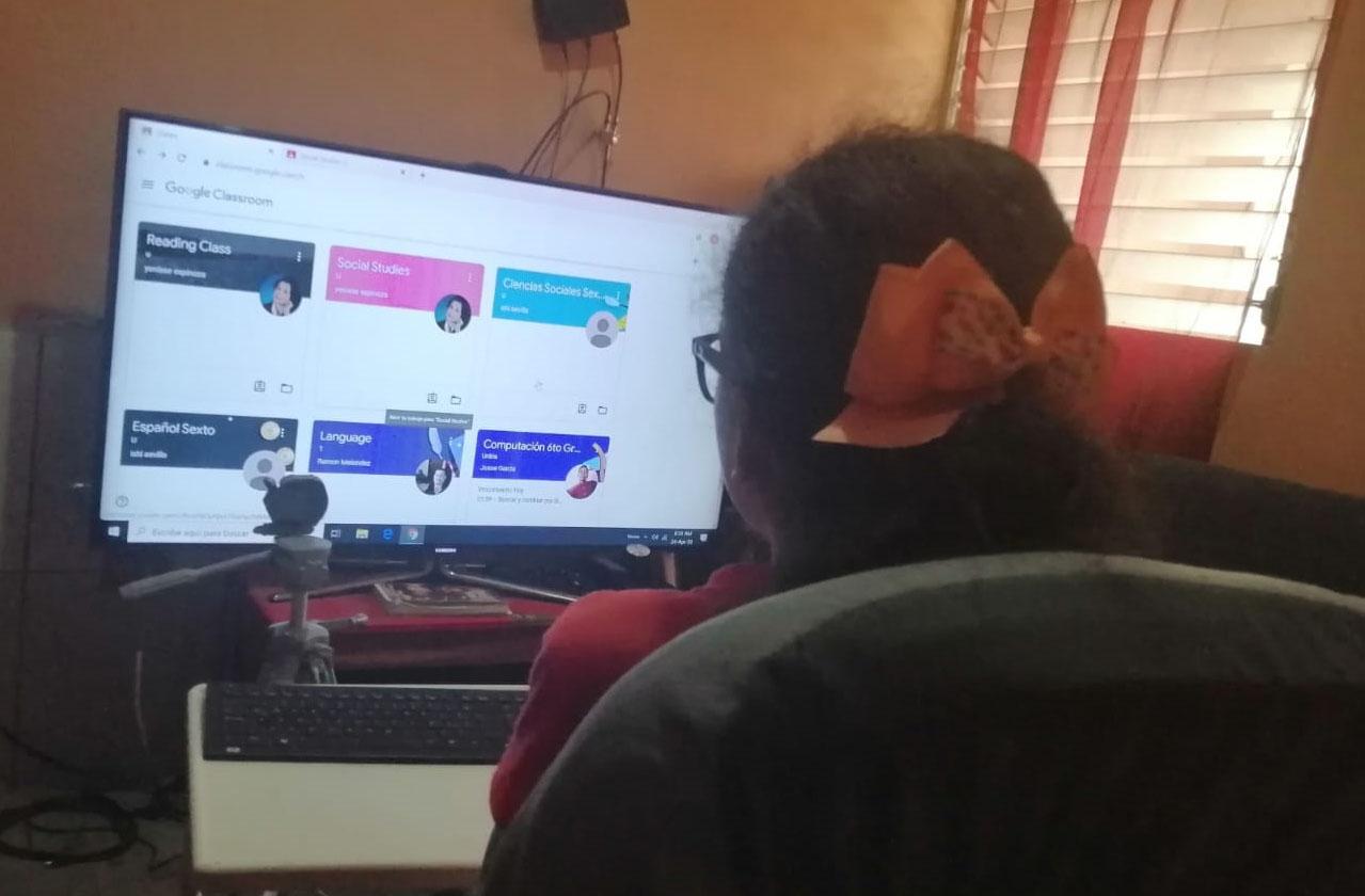 desigualdad digital en Honduras