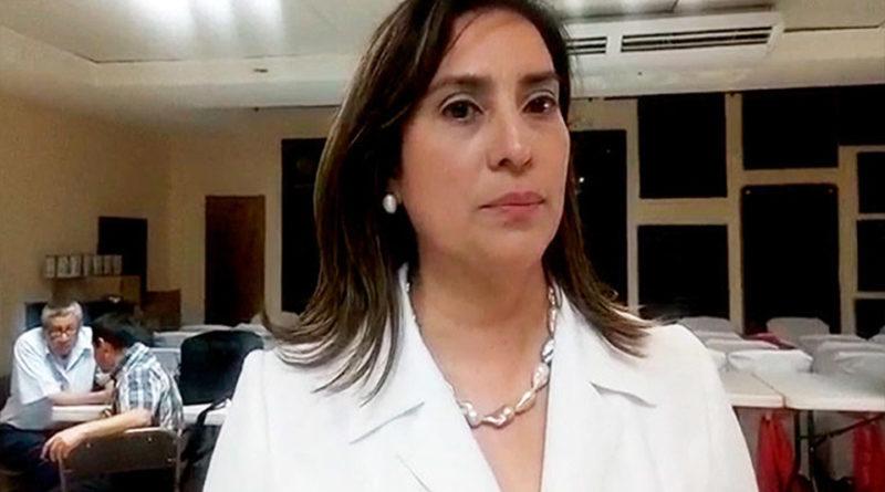 Presidenta del Colegio de Abogados