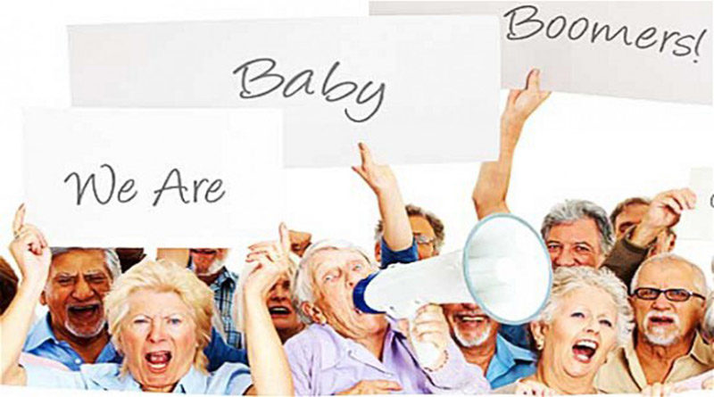 Los Baby Boomers en la mira