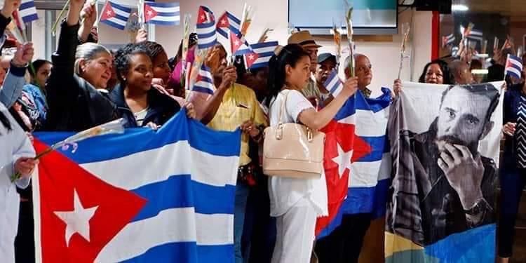 Brigada de médicos cubanos viene a Honduras